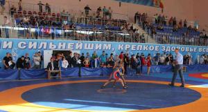 Первенство ОГФСО «Юность России» по греко-римской борьбе