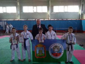 Открытый турнир Воронежской области по каратэ